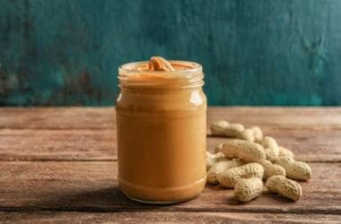 is peanut butter bad for cats?
