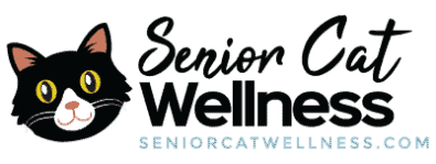 Senior Cat Wellness Logo